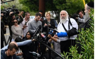 SAN DIEGO SYNAGOGUE SHOOTING: QUESTIONS AND ANOMALIES