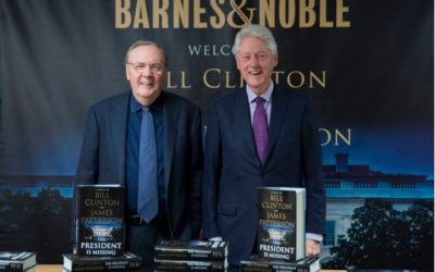 EPSTEIN – PATTERSON – CLINTON: THE ART OF THE BOOK DEAL