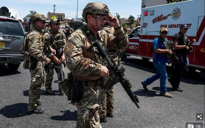 EL PASO AND DAYTON SHOOTINGS: QUESTIONS AND ANOMALIES