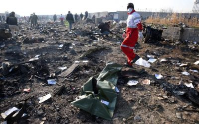 THE STRANGE CRASH OF UKRAINIAN FLIGHT #752 IN IRAN