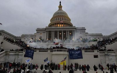 FALSE-FLAG INSURRECTION AND STAGED DEATH AT THE US CAPITOL